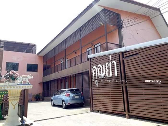 ขาย อพาร์ทเม้นท์แถมบ้าน บนที่ดิน 364 ตร. ว สนามบินน้ำ ใกล้กองสลากฯ นนทบุรี 39
