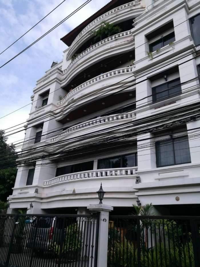 ขายอาคาร ุ 6 ชั้น พื้นที่ใช้สอย 962 ตรม.มีลิฟท์ ซอยเอกมัย 10 เดินทางสะดวกไม่ไกลจาก BTS เอกมัย เหมาะซื้อลงทุน
