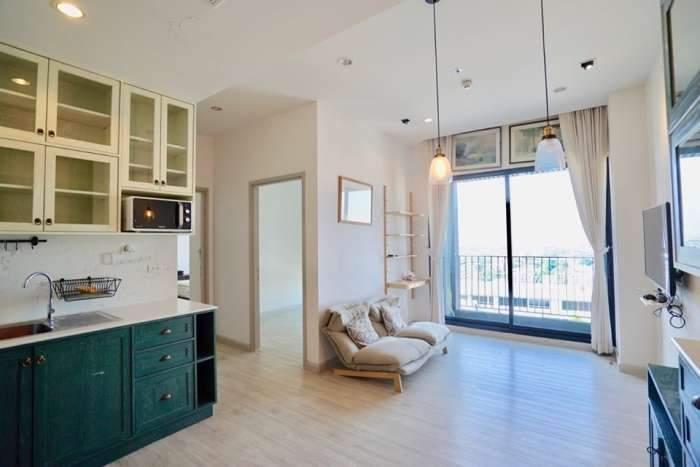 For rent 2bedrooms condo The Capital Ekkamai Thonglor.New Petchaburi Road.