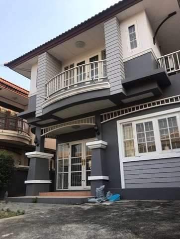 บ้าน เช่า ลำลูกกา คลอง 3 บ้านแฝด ขนาด 40 ตรว