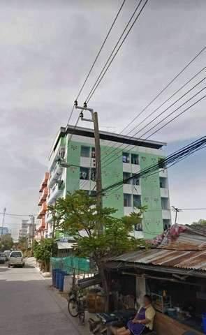 ขายอพาร์ทเม้นท์ 43 ห้อง ใกล้บิ๊กซีบางพลี (เนื้อที่ 60 ตรว)