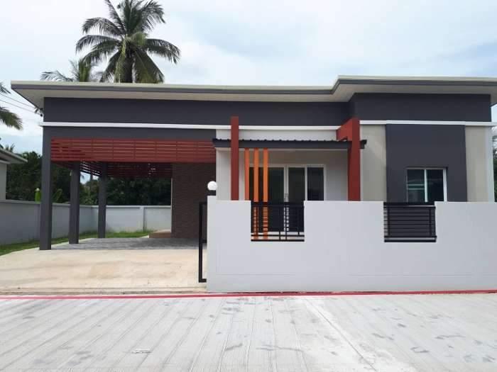 บ้านเดี่ยวสร้างใหม่ สวยมาก ราคาคุ้มค่า ไม่ไกลจากตัวเมือง ต.บ้านเกาะ อ.เมือง จ.อุตรดิตถ์
