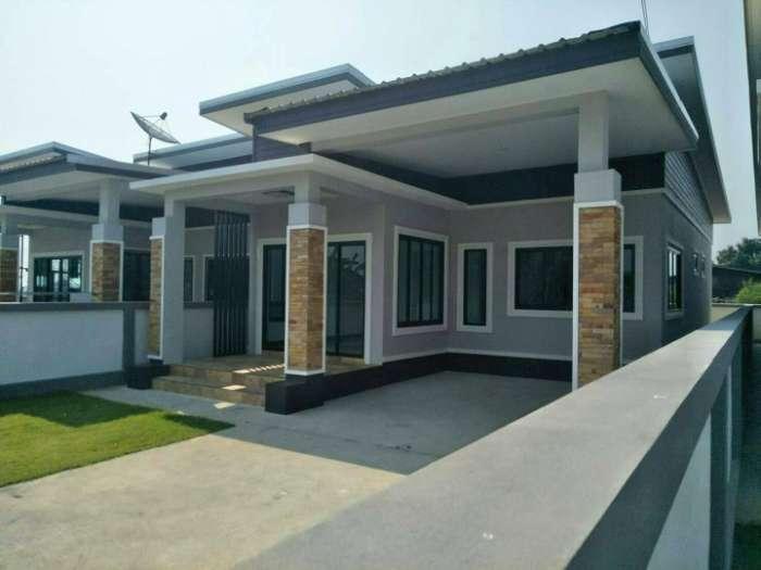 ขายถูกมาก บ้านเดี่ยวโครงการใหม่ 1 ชั้น บางม่วงโฮม นครสวรรค์