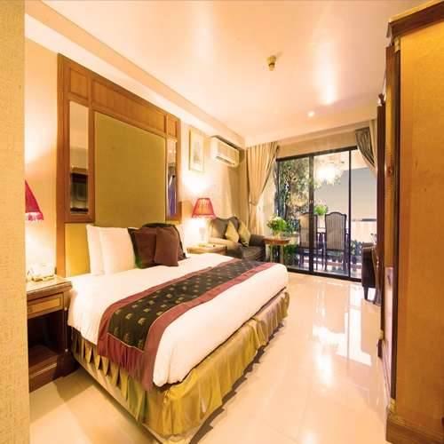 บริการห้องพักแบบ Services Apartment ใจกลางกรุงเทพ ใกล้สยาม ประตูน้ำ