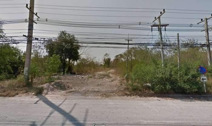 ขายที่ดิน 3 ไร่ 70 ตรว ติดถนนสุขุมวิท อมตะนคร ชลบุรี