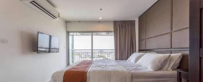 ขาย / ให้เช่าคอนโด Aspire Sukhumvit 48 แบบห้อง 1 ห้องนอน ขนาด 38 ตร.ม. ชั้น 15