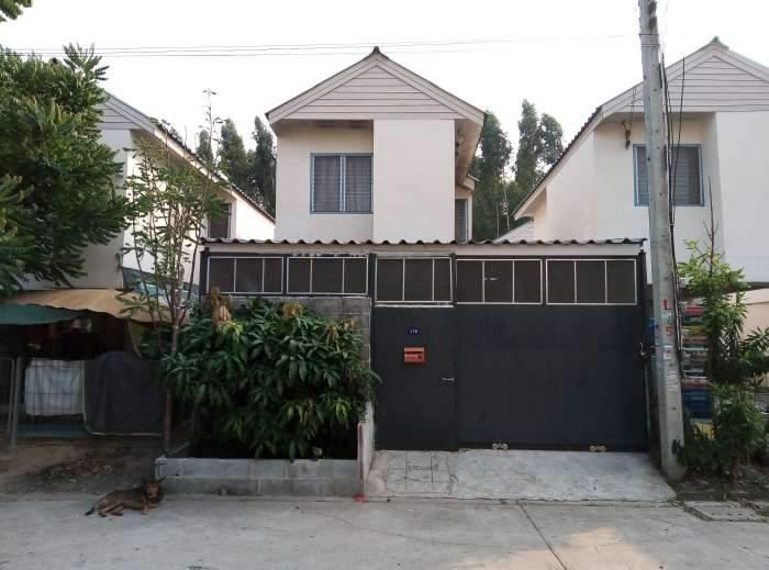 ขายถูก บ้านเดี่ยวบ้านเอื้ออาทร เกาะโพธิ์ ชลบุรี