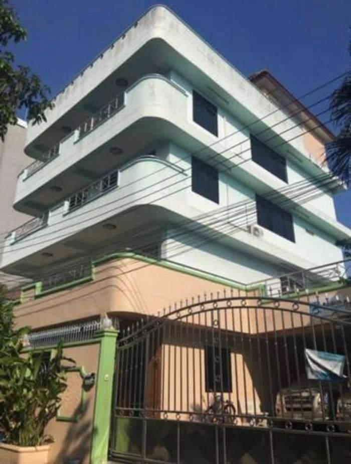 ให้เช่าบ้านเดี่ยว 4 ชั้น ซอยอ่อนนุช 6 สุขุมวิท 77 ใกล้ BTS อ่อนนุช Paradise Park (HH1-HC219)