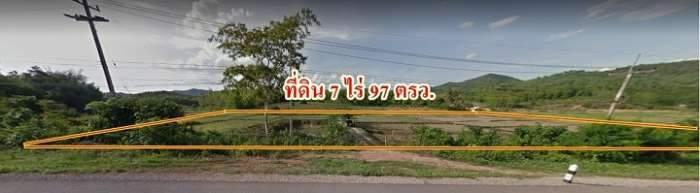 เจ้าของขายเอง ขายที่ดิน เปล่า 7 ไร่ 97 ตารางวา อ.เมือง จังหวัดเลย
