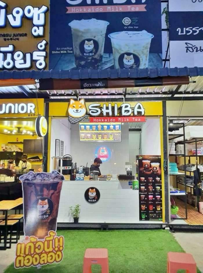เซ้ง‼️ ร้านชานมไข่มุก ในตลาดอินดี้โชคชัย4 เขตวังทองหลาง กทม