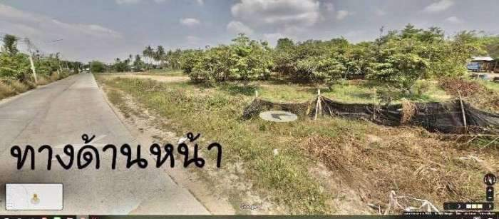 ขายที่ดินติดถนน ตำบลบ่อวิน ศรีราชา ชลบุรี