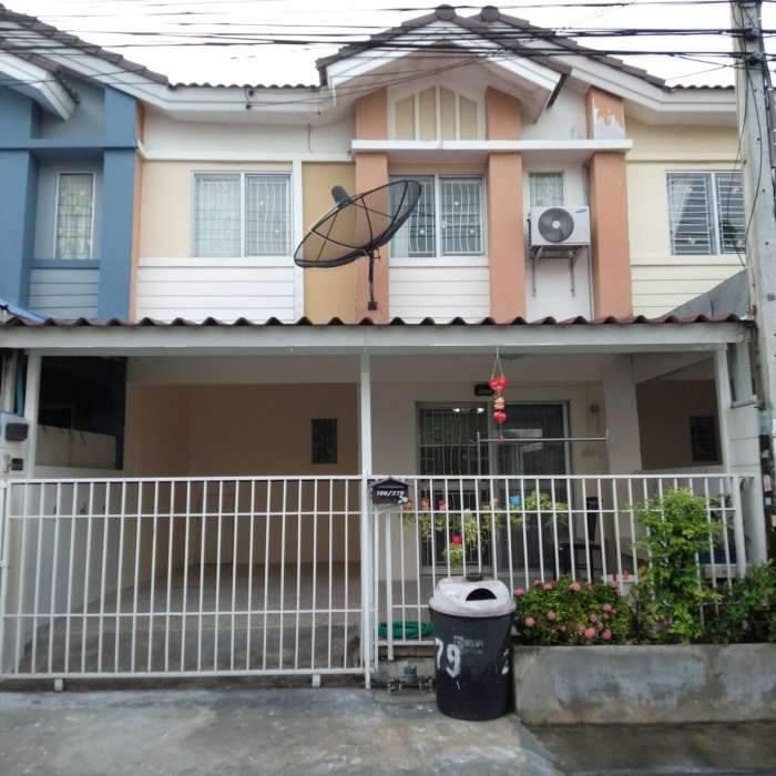 ขาย บ้านพฤกษา 51 ทาวน์เฮ้าส์ 2 ชั้น ถนนฉลองกรุง กรุงเทพฯ