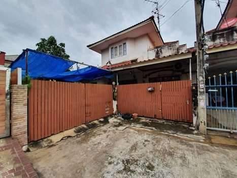 ขายด่วน บ้านเดี่ยว หมู่บ้าน สัณห์ติสุข ซอย 16 หลังมุม ซอยสรงประภา 24