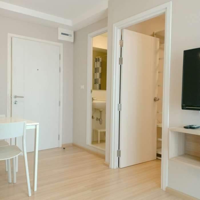 ให้เช่า ห้อง35ตรม. มี2ห้องนอน 1ห้องน้ำ ห้องสวย วิวดี น่าอยุ่ ที่พลัมคอนโด แจ้งวัฒนะ สามารถนัดดุห้องจริงได้ทุกวัน