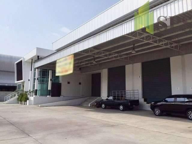 Warehouse For Rent / โกดังให้เช่าแพรกษาสภาพใหม่(SPS-PPW066)