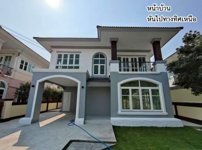 ขายบ้านเดี่ยว โครงการ ภัสสร2 รังสิต-คลอง3 Passorn2 Rangsit-Khlong3