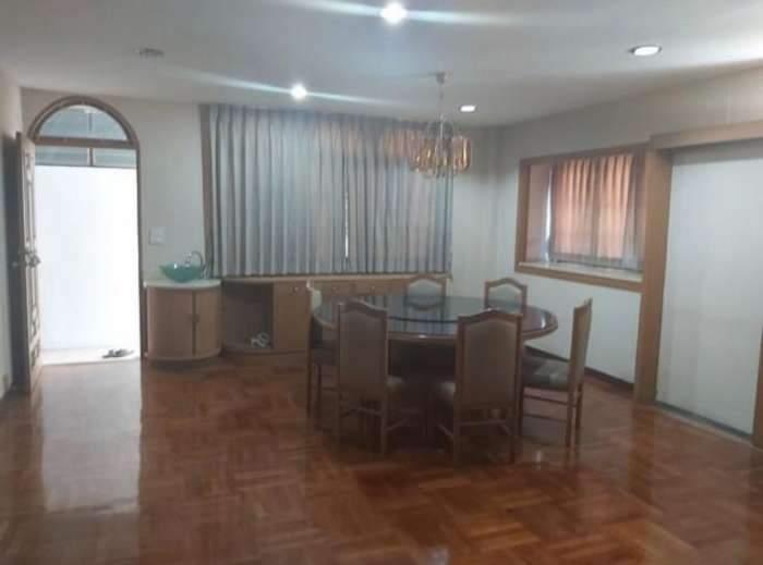 ให้เช่าบ้านเดี่ยว 3 ชั้น พร้อมเฟอร์ฯ มีพื้นที่รอบบ้าน สุขุมวิท 47 ใกล้ BTS ทองหล่อ (HH2-HC593)