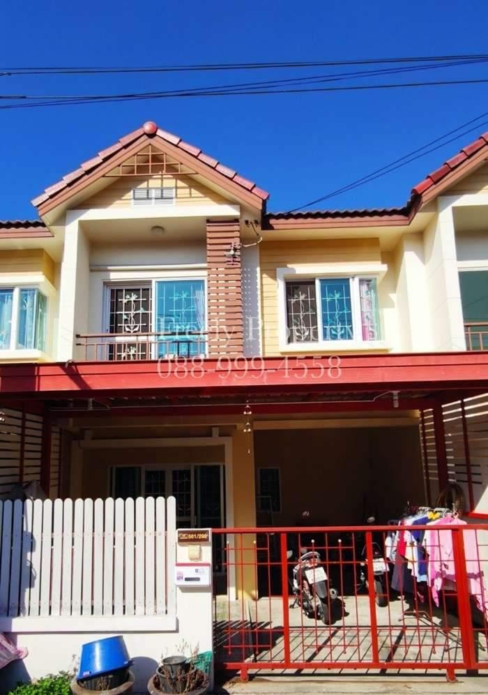 ขายถูก บ้านสวย สภาพนางฟ้า หมู่บ้านพิศาล 2 อ่อนนุช ลาดกระบัง