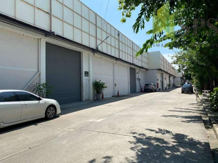 Warehouse with Office For Rent at Debaratana KM.1 (Property ID: SPS-PP301)