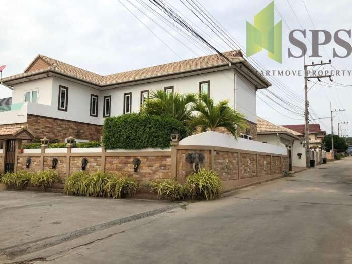 Single house for Sell at Baan Suay Mai Ngam Village PattayaProperty ID: