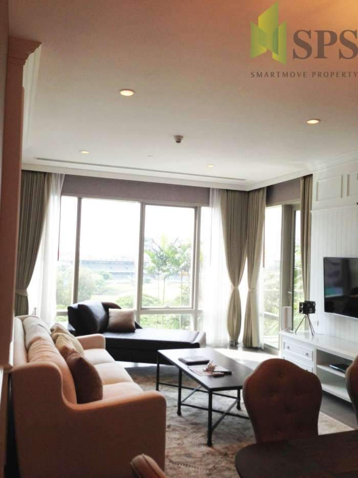 FOR RENT SUPER LUXURY UNIT WITH A GOOD VIEW at 185 Rajadamri BKK CENTER  (SPS-LN185-06)