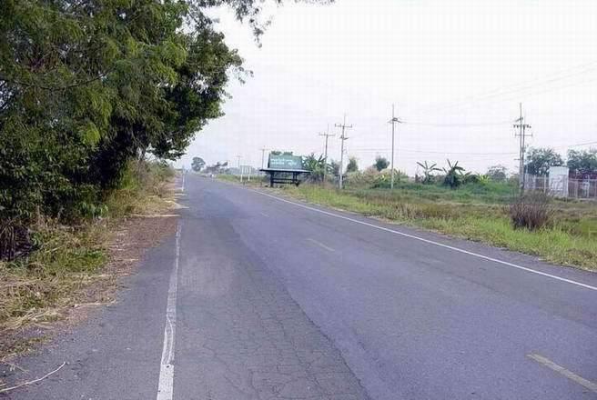 ให้เช่าที่ดิน 2 แปลงๆละ 4 ไร่ ติดถนนใหญ่ นย.2024 ต.โพธิ์แทน อ.องครักษ์ นครนายก