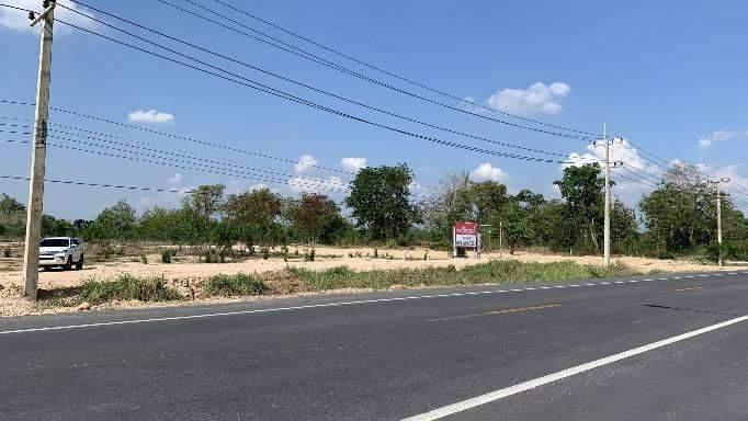 ขายที่ดิน เส้นหนองเบน ติดถนน ถมแล้ว อำเภอเมือง จังหวัดนครสวรรค์