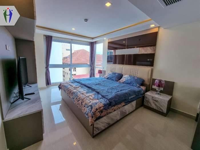 เช่า คอนโดพัทยาใต้ 48 ตรม ห้องใหม่ พร้อมอยู่