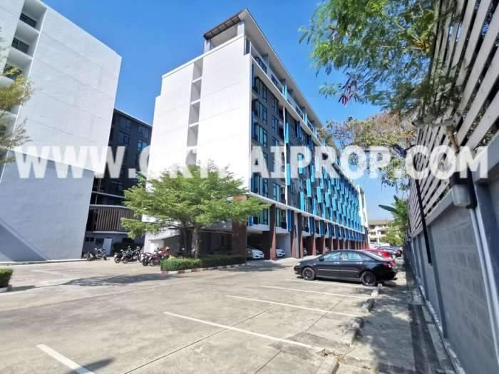 คอนโด เฟรช บางซื่อ ซ.กรุงเทพนนทบุรี13 อาคารA