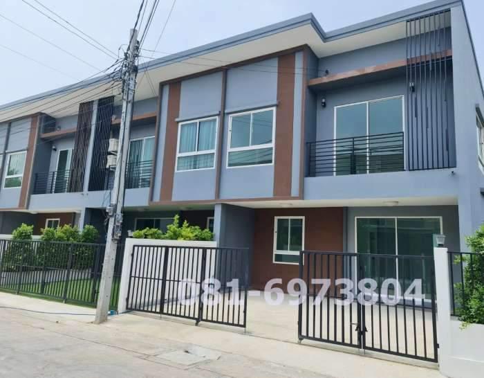 บ้าน ทาวเฮ้าส์ ทาวโฮม รัตนาธิเบศร์ นนทบุรี  หลุดดาวน์  ราคา พิเศษ กู้ เต็ม 100%