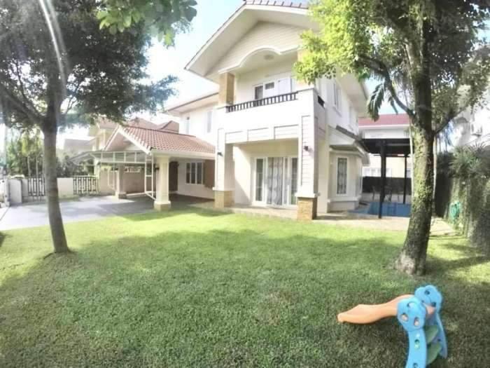 ขาย/ให้เช่า บ้านในโครงการแสนสราญ เชียงใหม่