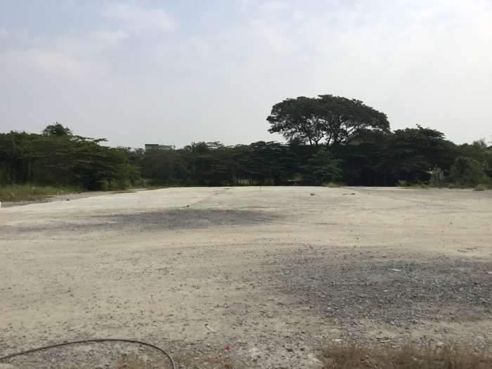 ขายที่ดินเนื้อที่ 619 ตารางวา ซอยอ่อนนุช 66 ใกล้รถไฟฟ้าสายสีเหลือง สถานีศรีนุช