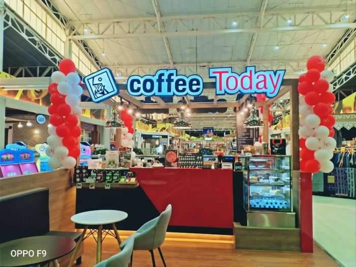 เซ้งด่วน ร้านกาแฟ Coffee Today สาขาเซ็นทรัลพลาซ่ารัตนาธิเบศร์