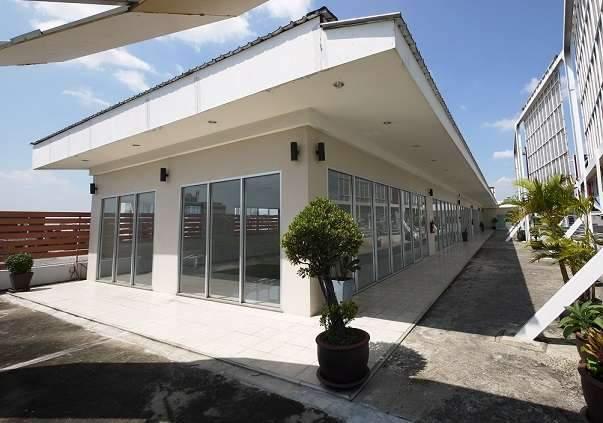 ศูนย์การค้ากรีนเพลส  จันทน์ 43 พื้นที่โซนสำนักงาน