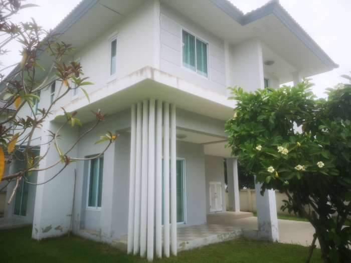 ขายบ้านเดี่ยว ศรีราชา ชลบุรี หมู่บ้านคันทรีโฮม เลค แอนด์ พาร์ค 189/61