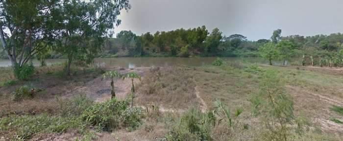 ขายที่ดินติดริมแม่น้ำแควน้อยมะขามสูง ราคาถูกมาก