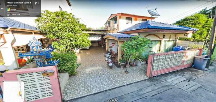 ขายบ้านเดี่ยว2ชั้น ซอยรามอินทรา5แยก58-8 หมู่บ้านอนันต์สุขสันต์รุ่น18-20