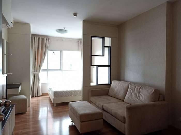 For rent IVY River Ratburana, 5th floor, size 30 sq m. 1 bedroom, 1 bathroom, rent 6,500 baht per month