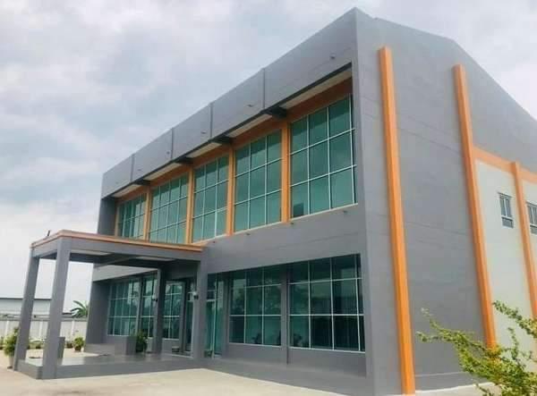 ขายโรงงานสำเร็จรูปสร้างใหม่ ถนนมอเตอร์เวย์ บางนา กม23 สร้างตามหลักฮวงจุ้ยทุกประการ