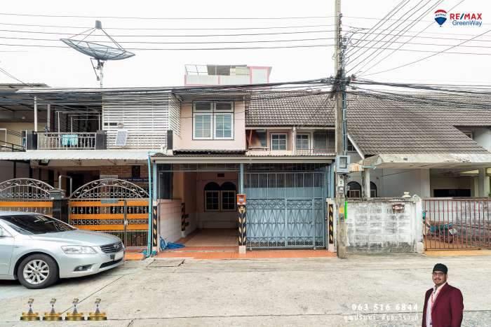 Home office 28  ตร.ว. ซอยจรัญ25 ใจกลางเมือง จากปากซอยเพียง 200เมตร