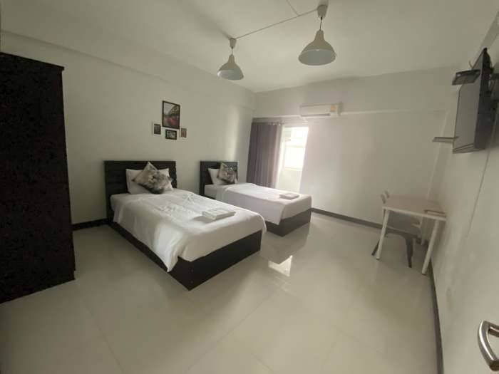 SN Apartment Rama4 ไผ่สิงโตห์ คลองเตย