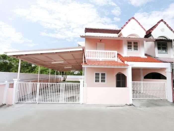 บ้าน 75 ตารางวา อำเภอเมืองระยอง 2 ชั้น ผ่อนเดือนล่ะ 7000 บาท