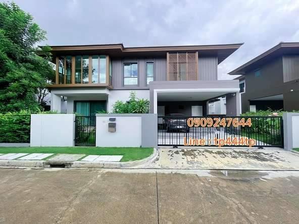 ขายบ้านเดี่ยวบ้านติดสวน 2ไร่ บุราสิริ พัฒนาการ Burasiri Pattanakarn ตกแต่งครบพร้อมอยู่