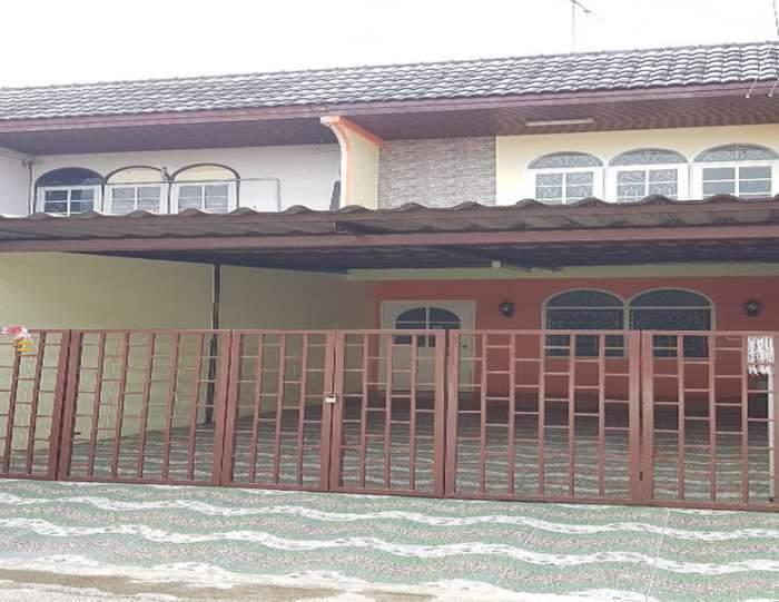 ขายทาวน์เฮาหมู่บ้านอัญชลีใกล้ติวานนท์สนามบินน้ำนนทบุรี42ลดโปรพิเศษ1แสน