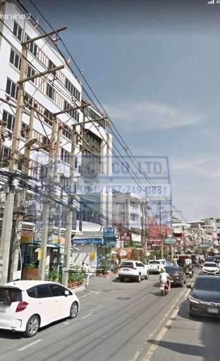 ขายโรงแรม ทำเลที่ดีที่สุด ใกล้ Walking Street ใจกลางเมืองพัทยา
