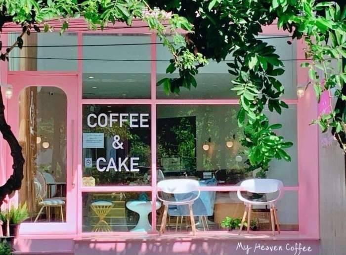 เซ้ง‼️ ร้านกาแฟ ใกล้MRTสุขุมวิท BTSอโศก อยู่ระหว่างTerminal 21 และ Health Land